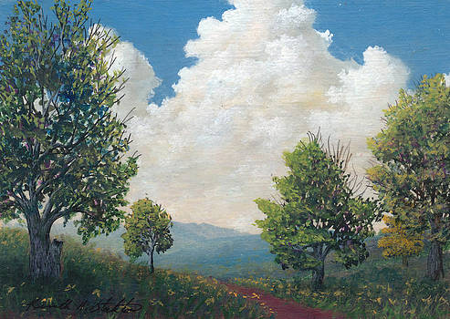 Take A Hike by Kenneth Stockton