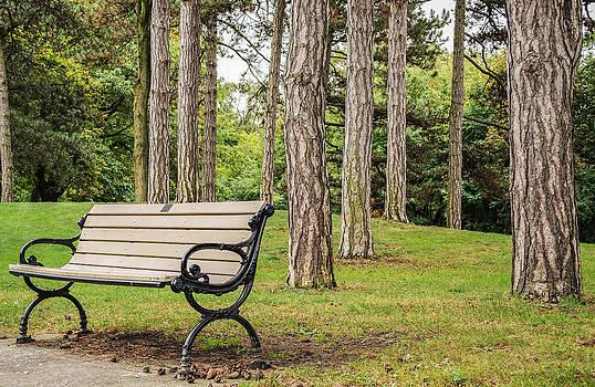 Take a Seat by Garvin Hunter