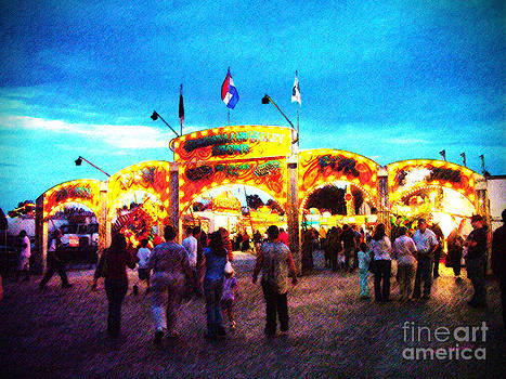 Take me out to the fair by   Joe Beasley