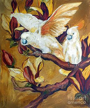 Take off by Melanie Alcantara Correia