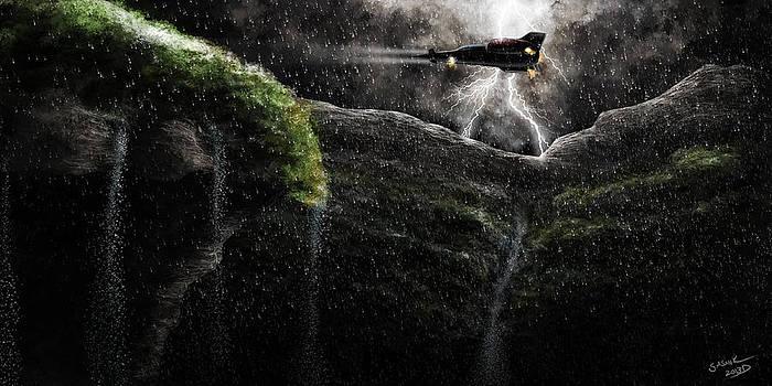 Take-off by Sasank Gopinathan