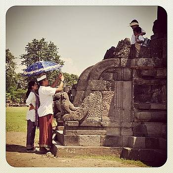 Take Picture #prambanan #temple #candi by Dani Daniar