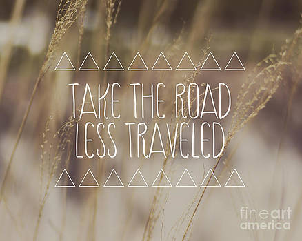 Take the road less traveled by Jillian Audrey Photography