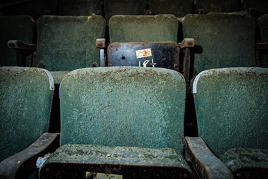 Take Your Seats by John T Simpson