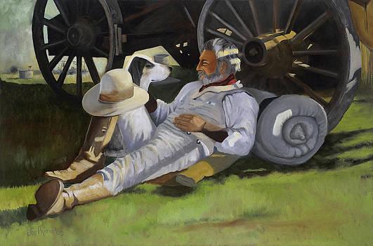 Taking a Break by Joe Prater