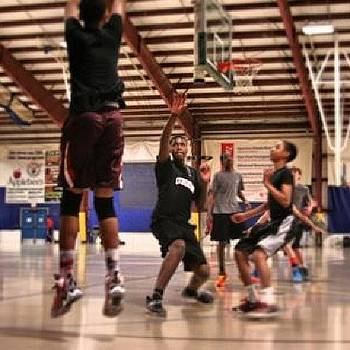 Taking Pics At #aau #practice by Tyson Gravity