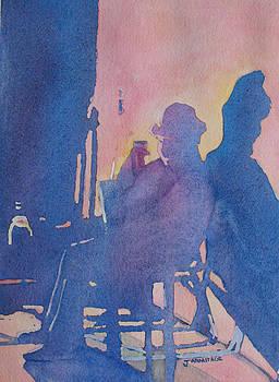 Jenny Armitage - Taking Ten With My Shadow