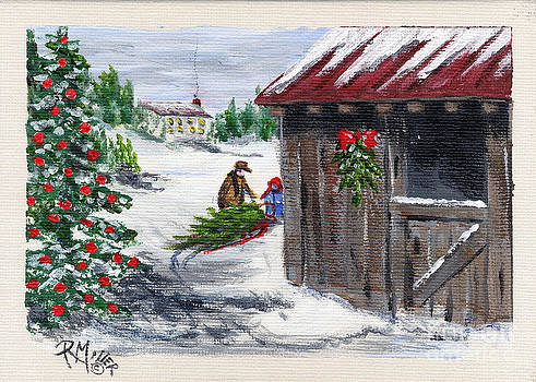Taking The Tree Home by Rita Miller