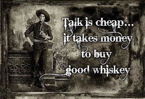 Talk is Cheap by Robert Hudnall