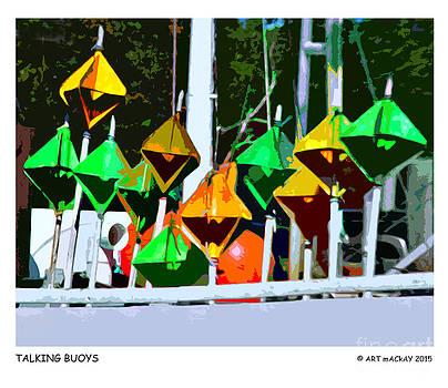 Art  MacKay - Talking Buoys