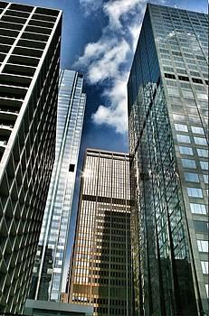 Tall Buildings Chicago by Paul Szakacs
