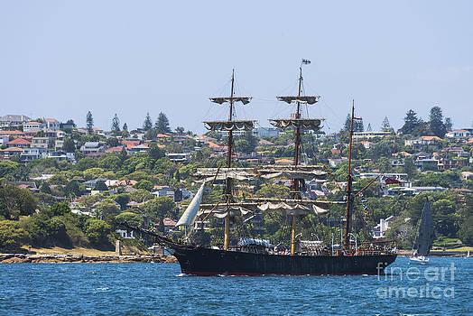 Bob Phillips - Tall Ship