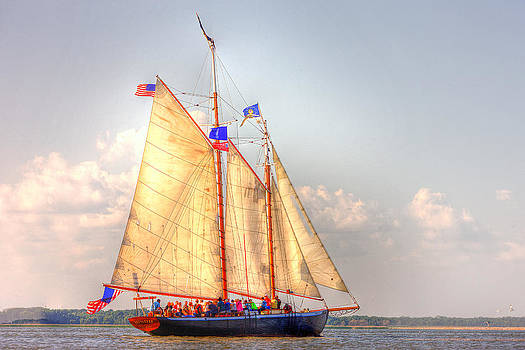 Tall Ship HINDU by Fuad Azmat