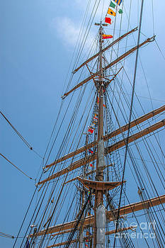 Dale Powell - Tall Ship Mast Charleston SC