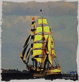 Tall Ships by Blair Stuart
