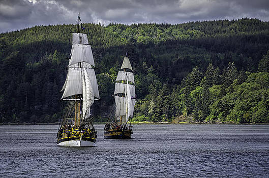 Tall Ships by Chris Malone