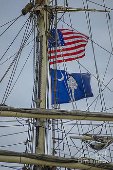 Dale Powell - Tall Ships Flags