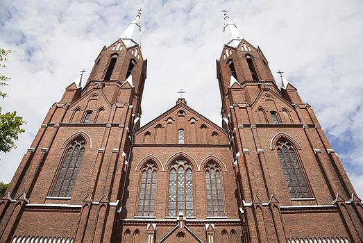 Ramunas Bruzas - Tallest Church