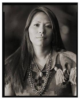 Tamara Lake - Navajo by Gary Auerbach