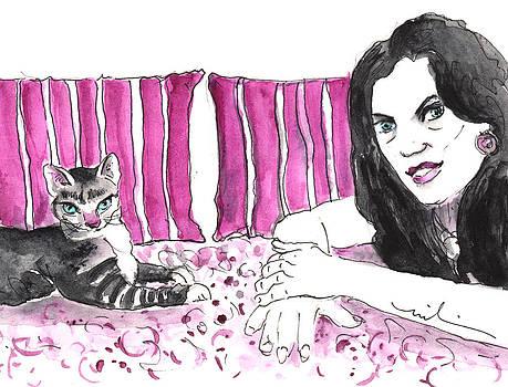 Miki De Goodaboom - Tamara Ramos and Chanel