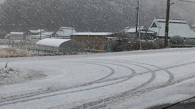 Tamba of winter B by Yoshikazu Yamaguchi