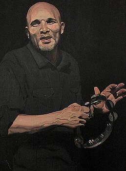 Tambourine Man by Patricio Lazen