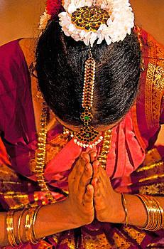 Dennis Cox - Tamil Nadu dancer