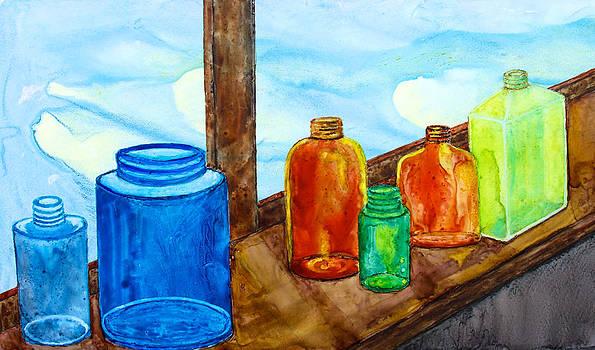 Patricia Beebe - Tampa Armature Bottles