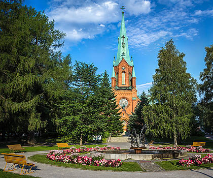 Tampere10 by Matti Ollikainen