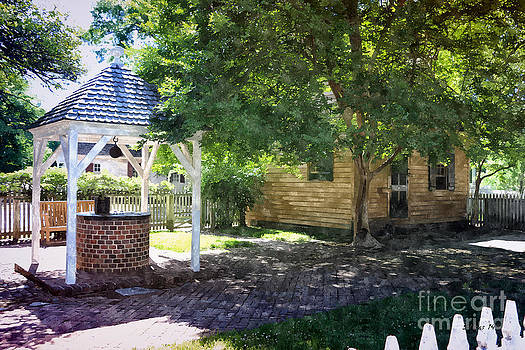Shari Nees - Tan Cottage