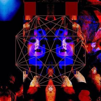 #tangentapp #ndpatterns #decim8 by Mary Welsch