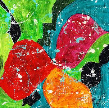 Tangerine by Shirley Barone