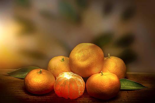 Tangerines by Martin Joyful