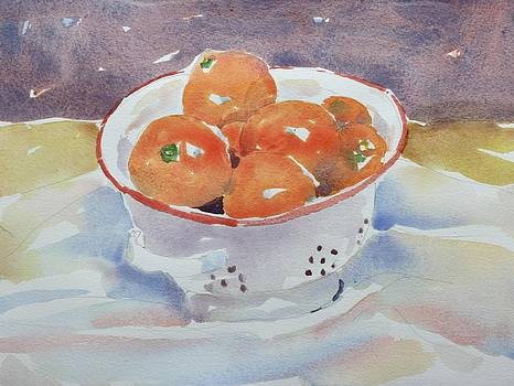 Tangerines by Owen Hunt