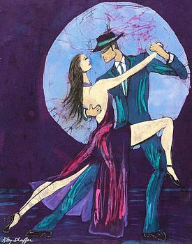 Tango Dancers by Kay Shaffer
