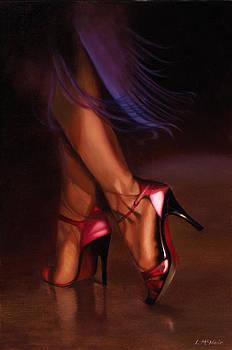 Tango Feet by Loretta McNair