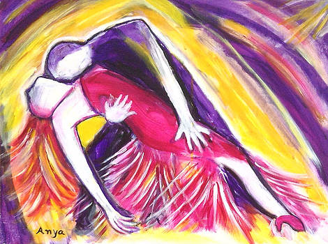 Tango Love by Anya Heller