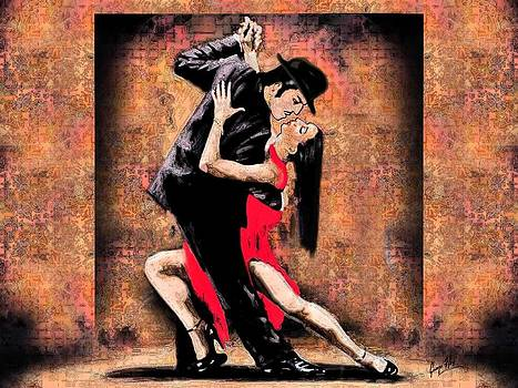 Tango Oblivion by George Flay