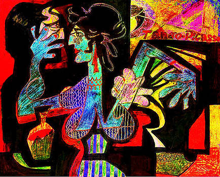 Tango Picasso-II by Dean Gleisberg