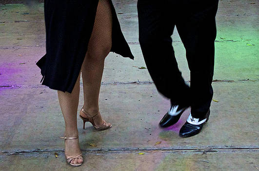 Venetia Featherstone-Witty - Tango Steps Two