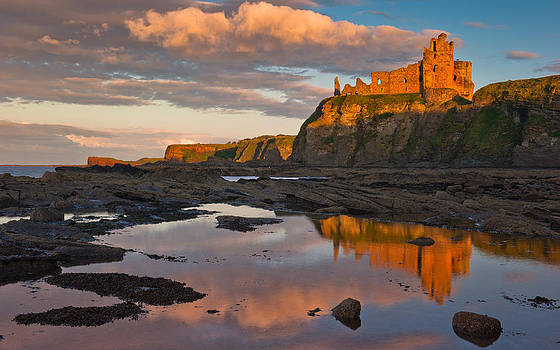 David Ross - Tantallon Castle