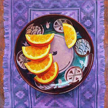 Tao of Orange by Dianne Bersea