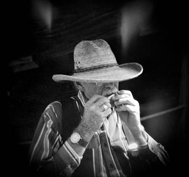 Matthew Lit - Taos Cowboy