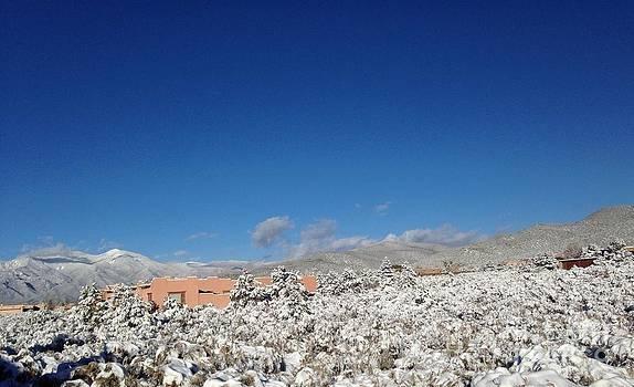 LeLa Becker - Taos First Snow