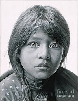 Taos Girl by Stu Braks