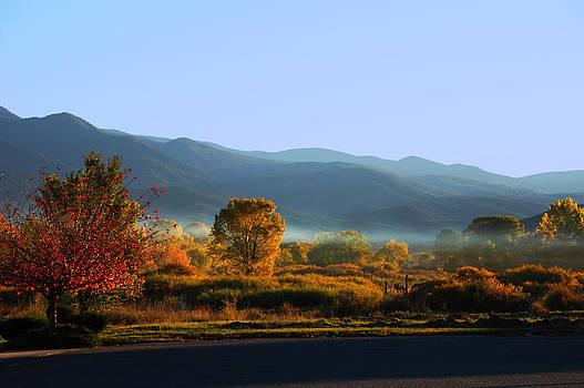 Taos Sunrise by Shirin McArthur