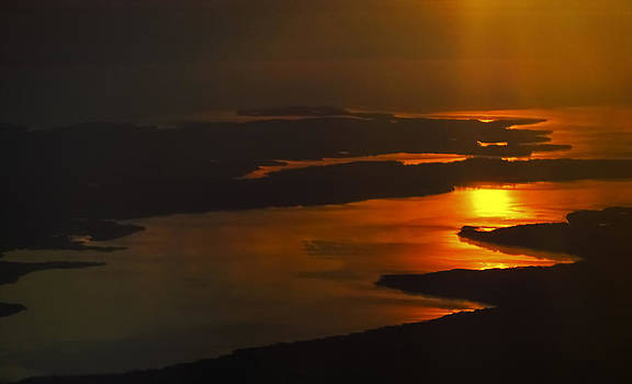 Rappahannock Sunrise by Greg Reed