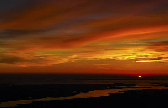 Rappahannock Sunrise II by Greg Reed