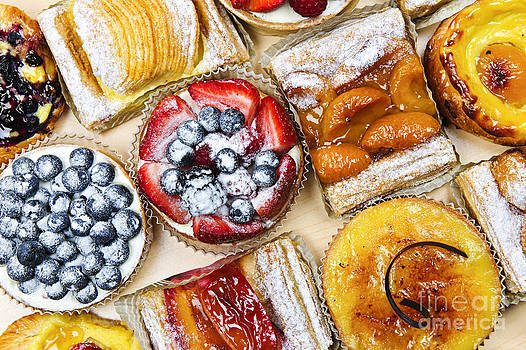Elena Elisseeva - Tarts and pastries