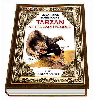 Tarzan At The Earth's Core by Clif Jackson